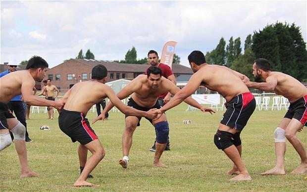 তালায় ৮দলীয় হাডুডু প্রতিযোগিতার ফাইনাল খেলা অনুষ্ঠিত