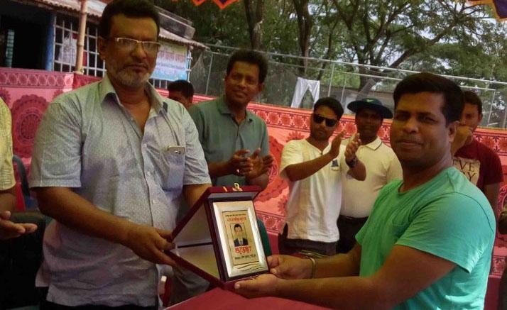 পারুলিয়া কম্পিউটার সোর্স ৮দলীয় টি-২০ ক্রিকেট টুর্নামেন্টের উদ্বোধন