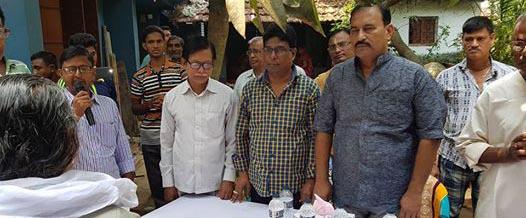 কলারোয়ার পালপাড়ায় ৭১'র শহীদদের স্মরণ