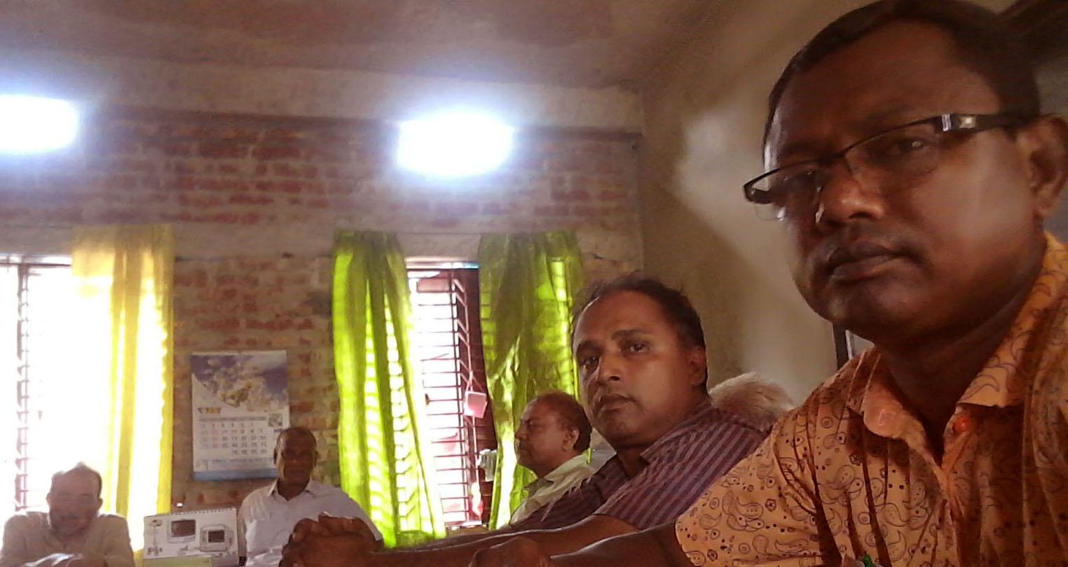 কলারোয়ায় সুন্দরবন বিশ্ববিদ্যালয় বাস্তবায়ন কমিটির মতবিনিময় সভা