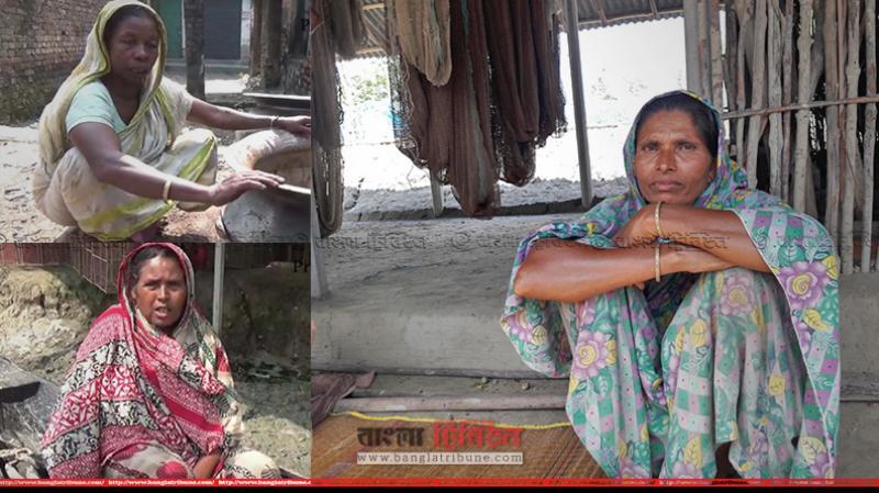 'বাঘ বিধবা'দের ঠাঁই নেই শ্বশুরবাড়িতে
