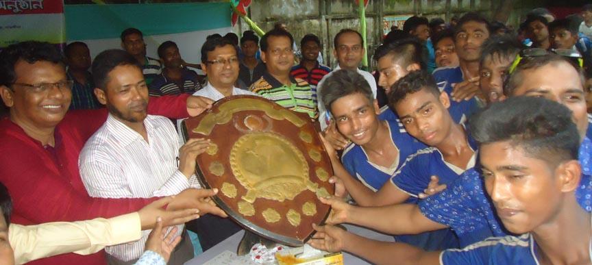 জেলা পর্যায়ে ৪৬তম বাংলাদেশ জাতীয় স্কুল ও মাদ্রাসা গ্রীষ্মকালীন ক্রীড়া প্রতিযোগিতার সমাপনী ও পুরস্কার বিতরণ