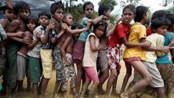 অনাথ রোহিঙ্গা শিশুদের পুনর্বাসন করবে সরকার