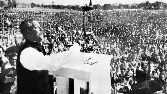 '৭ মার্চের ভাষণ ছিল অলিখিত, ভিত্তি ছিল বিশ্বাস'
