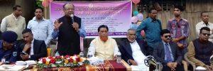 দেবহাটায় বিনামূল্যে ২৫জন দুস্থ নারীকে সেলাই মেশিন প্রদান করলেন ডা. রুহুল হক এমপি