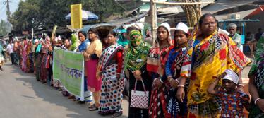 নলতায় আন্তর্জাতিক নারী নির্যাতন প্রতিরোধ ও বিশ্ব মর্যাদা দিবস পালিত