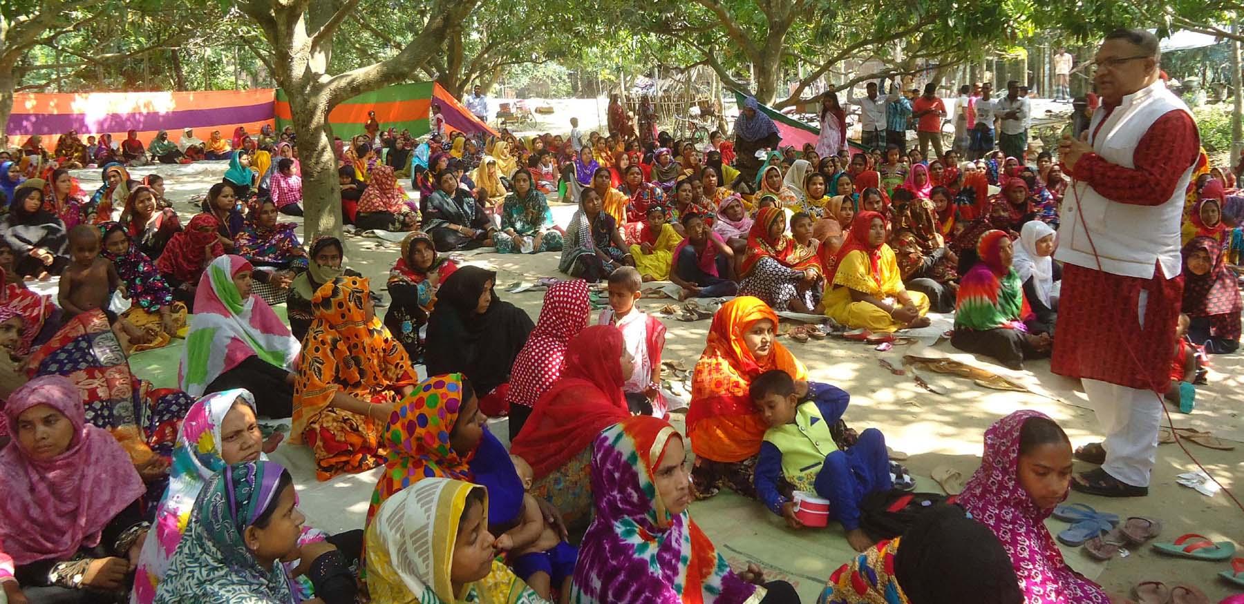 আগরদাঁড়ির ইন্দিরা সরকারি প্রাথমিক বিদ্যালয়ে মা ও অভিভাবক সমাবেশ অনুষ্ঠিত
