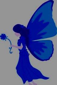 নীল প্রজাপতি