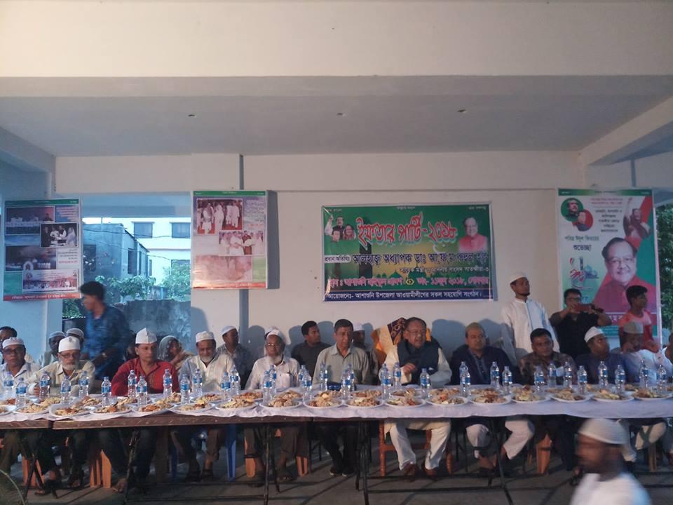 উন্নয়ন করতে হলে শেখ হাসিনার বিকল্প নেই: রুহুল হক এমপি