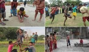 খোলা কলাম: হারিয়ে যাচ্ছে বাংলার গ্রামীণ খেলাধূলা