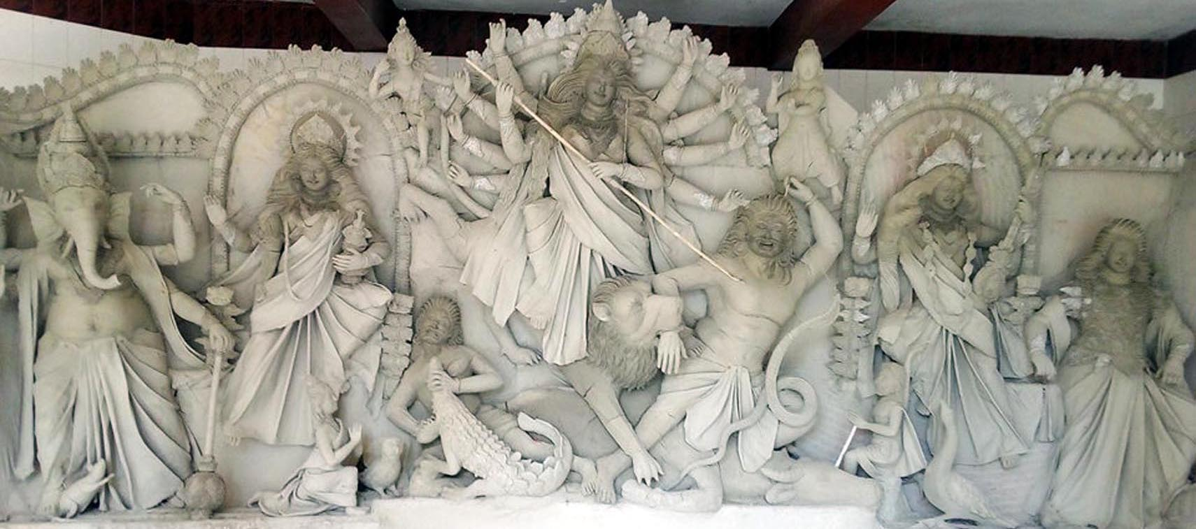 পাইকগাছায় ১৪৮টি ম-পে শারদীয়া দুর্গাপূজা উদযাপিত হবে