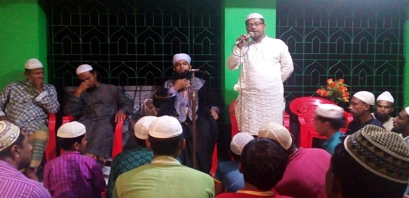 কালিগঞ্জে হিজরী নববর্ষ উপলক্ষে হামদ নাত কেরাত প্রতিযোগিতা ও আলোচনা