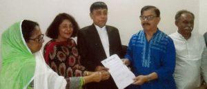 মনোনয়নপত্র সংগ্রহ করেছেন নাগরিক ঐক্য নেতা ড. রবিউল ইসলাম খান
