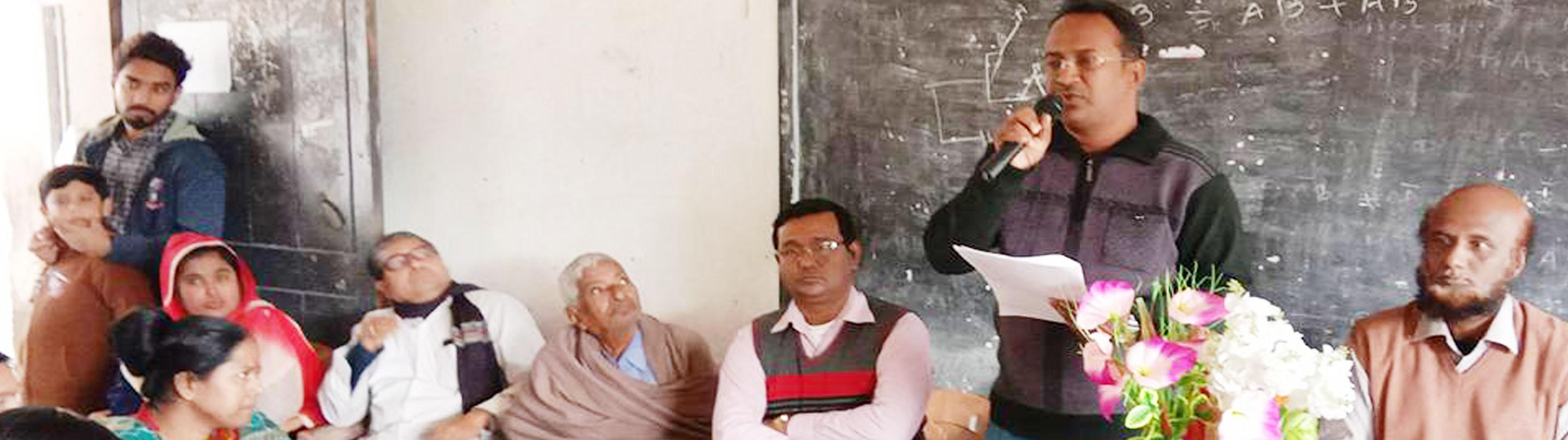 কালিগঞ্জের কুশুলিয়া স্কুল অ্যান্ড কলেজ ও ধুলিয়াপুর মাধ্যমিক বিদ্যালয়ে বার্ষিক পরীক্ষার ফল প্রকাশ