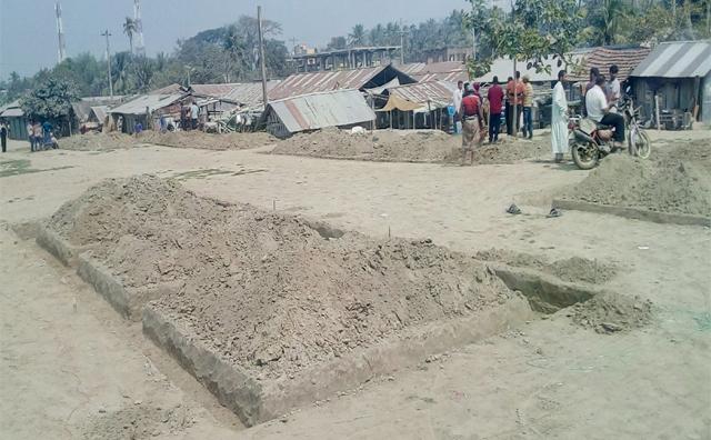আগে বাইপাসের জায়গা পরে দোকান বরাদ্দ: তালা উপজেলা নির্বাহী অফিসার