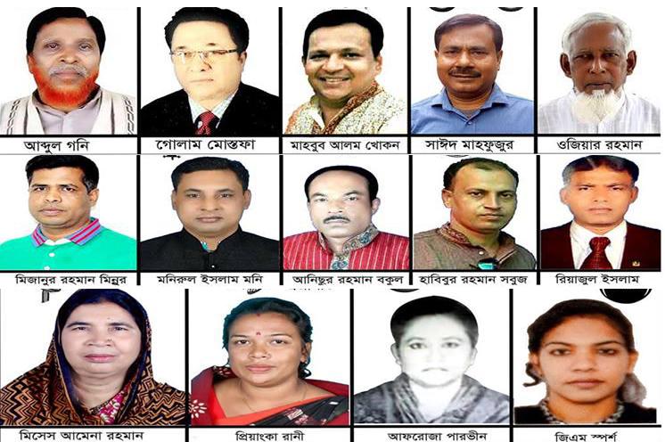 দেবহাটা উপজেলা পরিষদ নির্বাচন আজ, তিন পদে ১৪ প্রার্থী