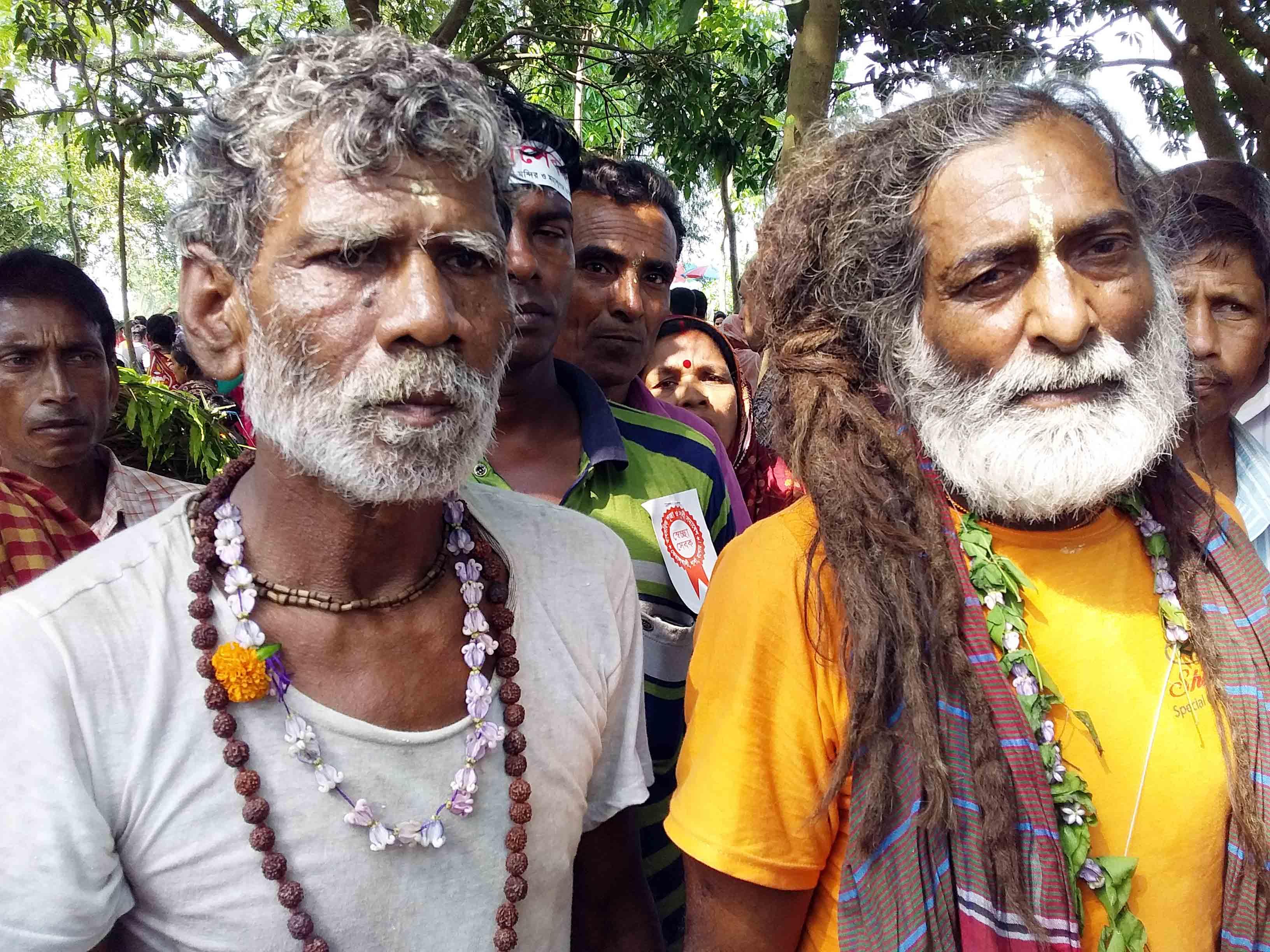 বালাপোতায় শিবলীলা মহোৎসবে হাজার হাজার ভক্তবৃন্দের সমাগম