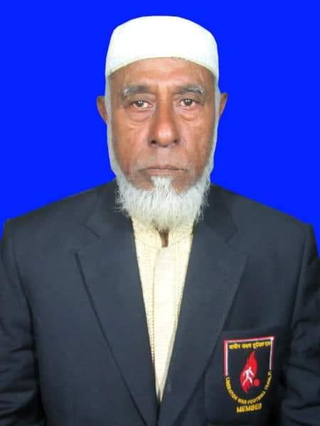 কিংবদন্তী মুক্তিযোদ্ধা ফুটবলার হাজী খালেক