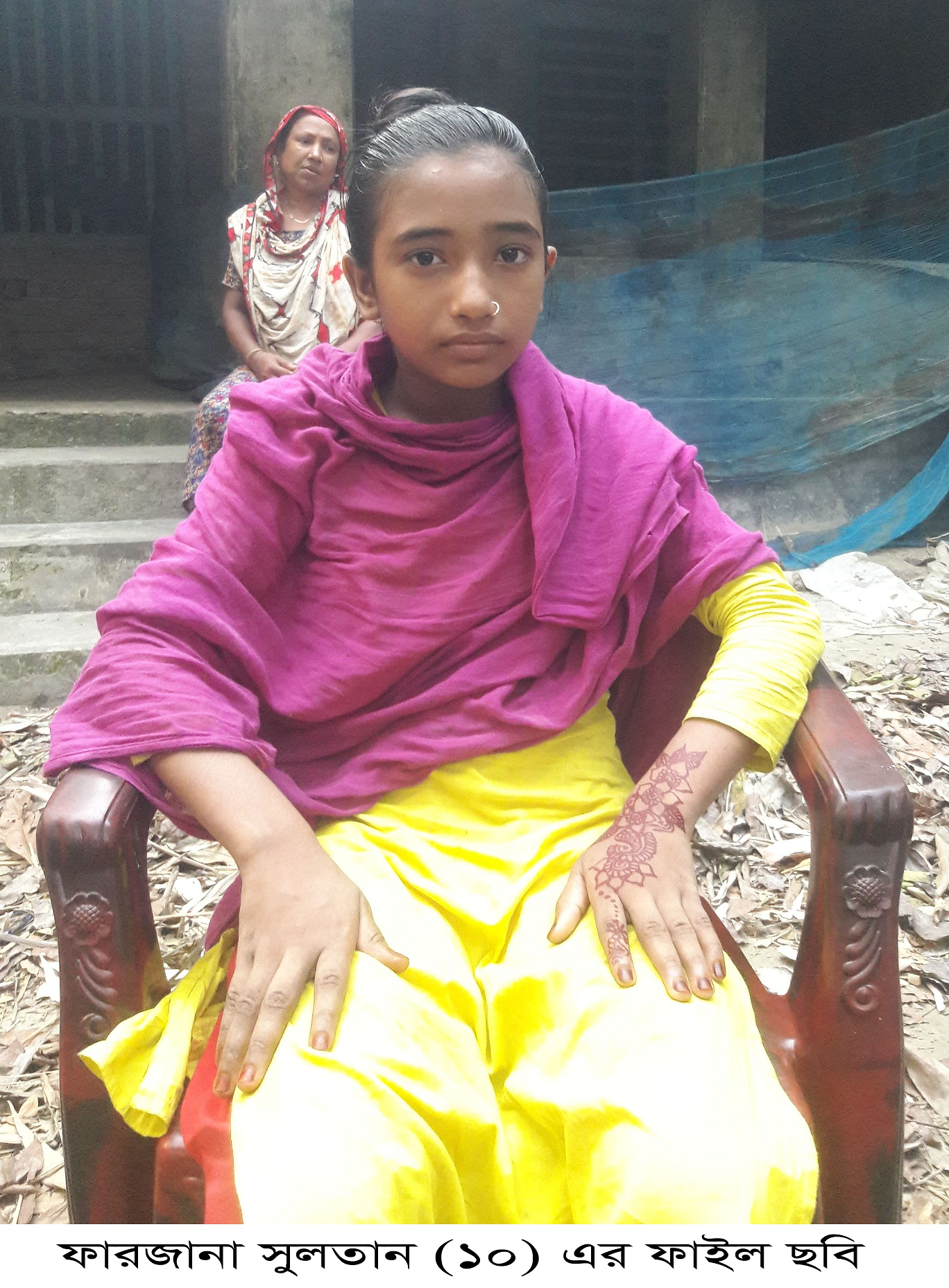 কালিগঞ্জে চতুর্থ শ্রেণীর ছাত্রীকে জোরপূর্বক বিয়ে দেওয়ার অভিযোগ