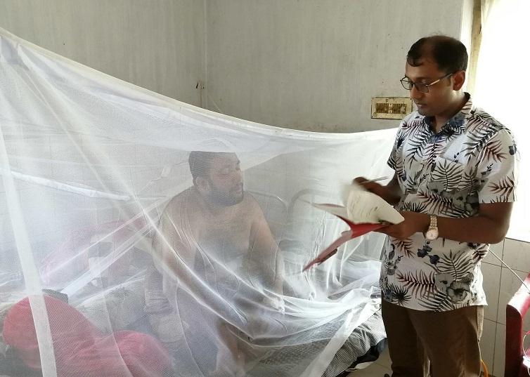 জেলায় ছড়িয়ে পড়েছে ডেঙ্গু আতঙ্ক: আক্রান্ত ৪০ জন