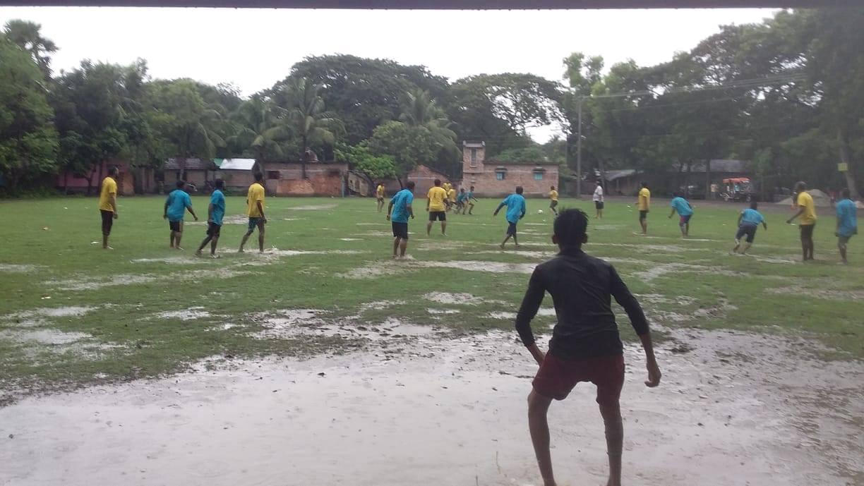 ভাড়–খালীতে ১৩তম মাদক বিরোধী পুর্নমিলনী ফুটবল প্রতিযোগিতা অনুষ্ঠিত