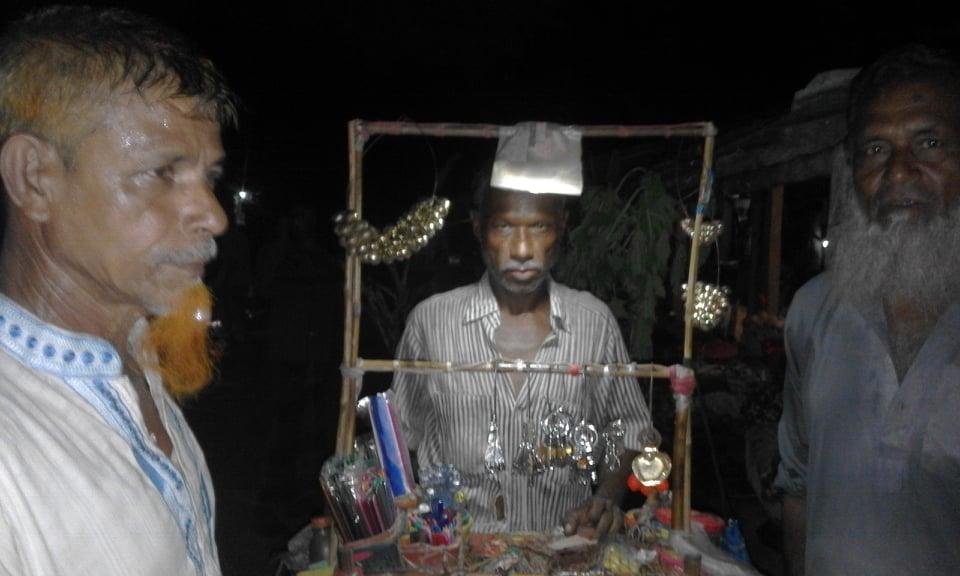 কলারোয়ায় সৎপথের জীবন সংগ্রামী ভূমিহীন নিজের জমি দিলেন আরেক ভূমিহীনকে