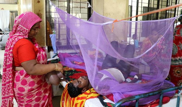 জেলার বিভিন্ন হাসপাতালে আরো ১১ ডেঙ্গু রোগী ভর্তি, বাড়ি ফিরেছেন ১৫৫ জন