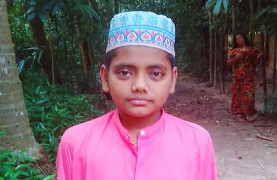 কালিগঞ্জে ডেঙ্গুজ¦রে মাদ্রাসা ছাত্রের মৃত্যু