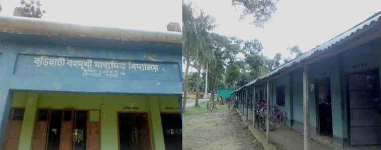 ৩ সদস্যের তদন্ত কমিটি গঠন: কেশবপুরের বুড়িহাটী মাধ্যমিক বিদ্যালয়ের প্রধান শিক্ষকের বিরুদ্ধে দুর্নীতির অভিযোগ