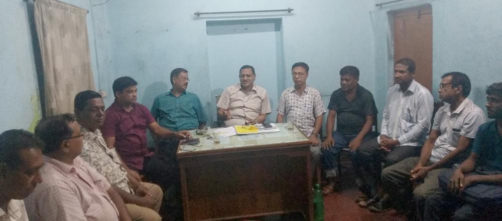 সাতক্ষীরা জেলা নাগরিক কমিটির সভা অনুষ্ঠিত