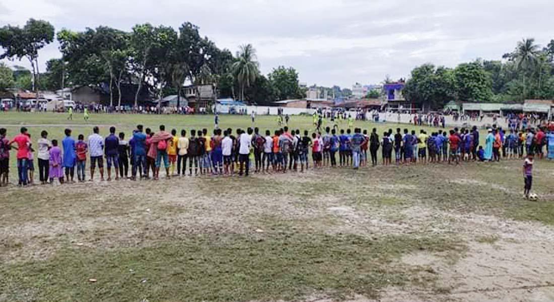 কলারোয়ায় ৪৮তম জাতীয় গ্রীষ্মকালীন স্কুল ও মাদরাসা ক্রীড়া প্রতিযোগিতা সম্পন্ন