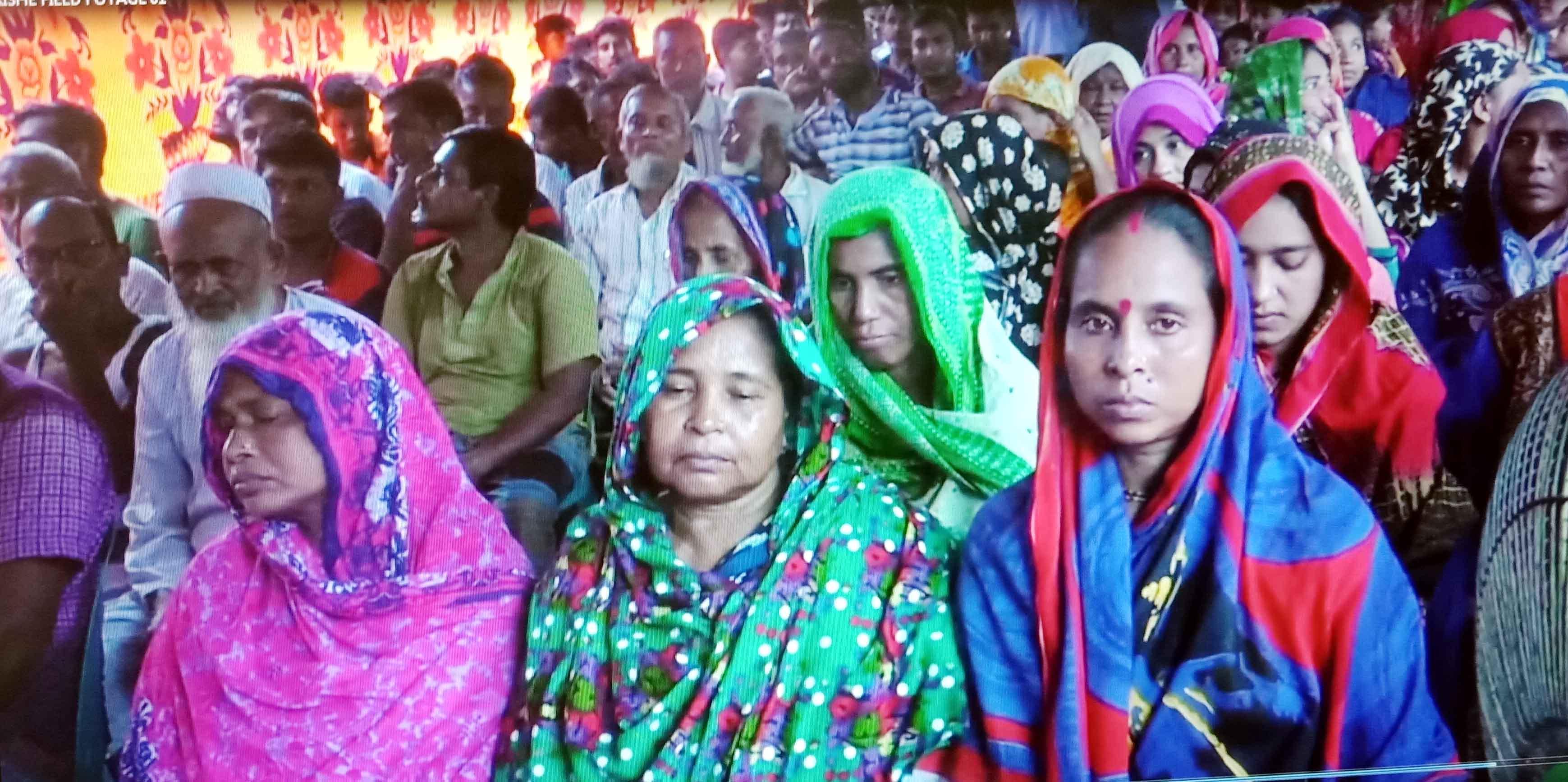 যশোরের শার্শায় গৃহবধু ধর্ষণ: সরেজমিনে কেন্দ্রীয় বিএনপির ১০ সদস্যের প্রতিনিধিদল