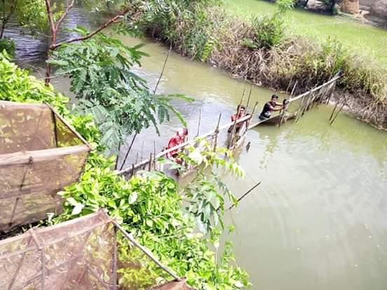 কৈখালী সরকারি খাল দখল: প্রশাসনের জরুরী হস্তক্ষেপ কামনা