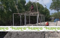 রমজাননগরে পানি উন্নয়ন বোর্ডের জায়গায় অবৈধভাবে ঘর নির্মাণের অভিযোগ