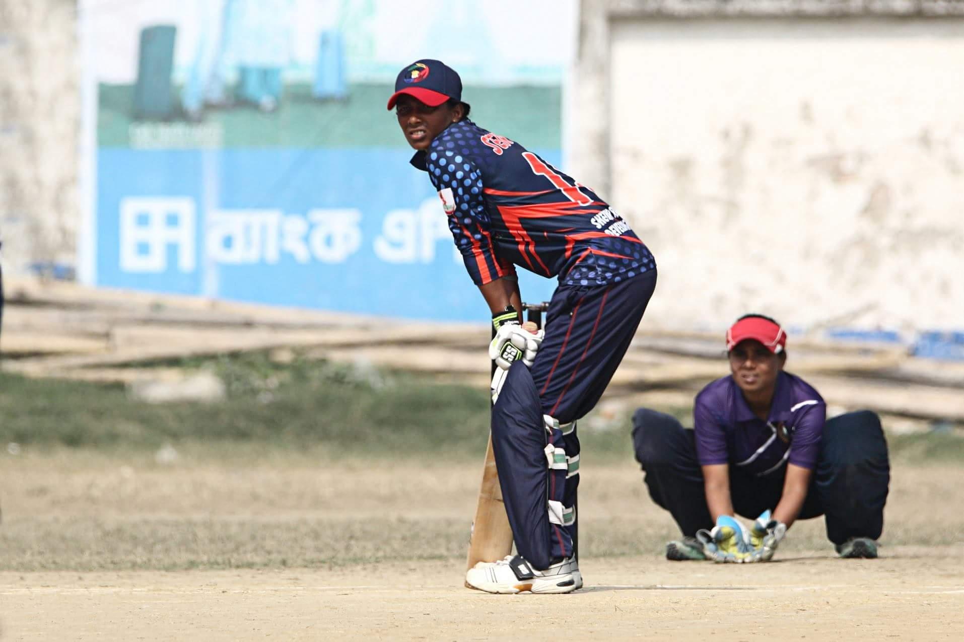 """ভারতের বিপক্ষে বাংলাদেশ প্রমিলা ক্রিকেট """"এ"""" দলে চান্স পেয়েছে সাতক্ষীরার সিন্থিয়া"""