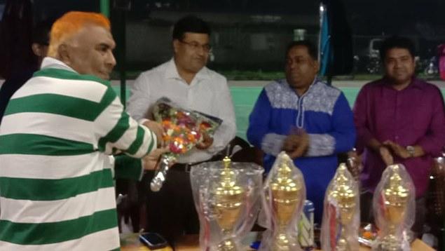 অন্ত:ক্লাব লনটেনিস প্রতিযোগিতা