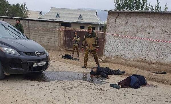 তাজিকিস্তানে নিরাপত্তা বাহিনীর গুলিতে ১৫ আইএস জঙ্গি নিহত